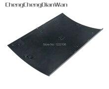 ChengChengDianWan yüksek kaliteli Yedek Faceplate Kapak Kılıf için Siyah Yağ Playstation 3 PS3 60G 80G