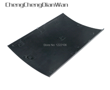 Ltd capa de substituição para placa frontal, de alta qualidade, preta para playstation 3, ps3, 60g, 80g