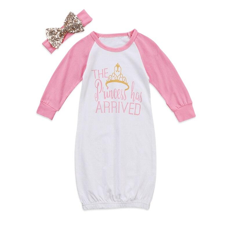 0-24 M Pasgeboren Baby Meisjes Baby Inbakeren Wrap Deken Slaapzak Hoofdband 2 Stks Baby Inbakeren Deken Slaap Tassen Inbakeren Wrap