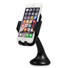 Universal Car Windshield Dashboard Phone Holder 360 Rotation Suction Cup Mobile Phone GPS Stand for iPhone 5 6 7 Samsung Huawei