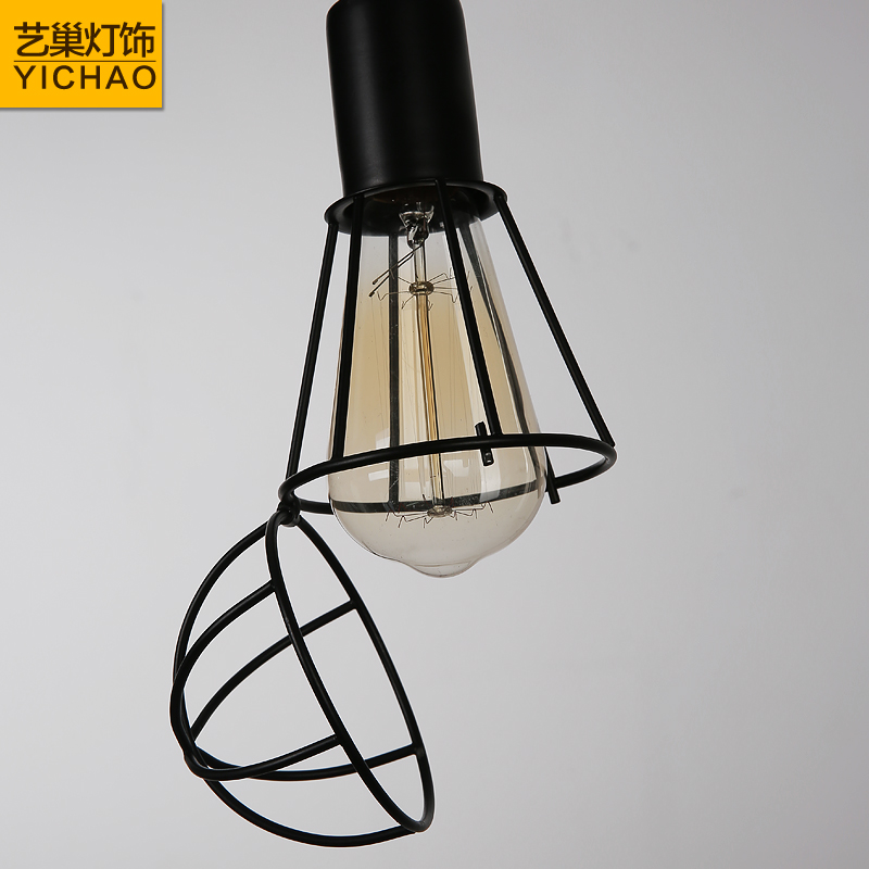 Hose Lamp Led Three Heads Wall Ceiling Lamp Background With The Clothing Shop Personality Jewelry Sd103 Lights & Lighting