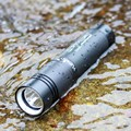 YUPARD XM-L2 T6 LED Diving diver 50m Waterproof underwater rechargeable Flashlight Brightness Torch White yellow Light  torch