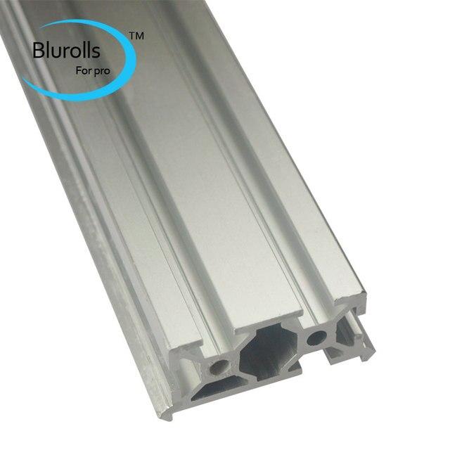 Us 1328 10 Di Scontofai Da Te Laminatoio Di Cnc Telaio In Alluminio Profili Makerslide Estrusione 200 Millimetri Di Lunghezza Anodizzato Chiaro In