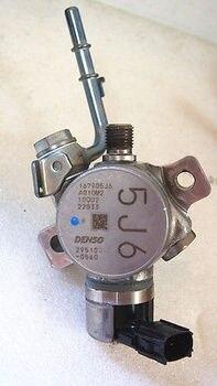 Genuino 16790-5J6-A01 bomba de combustible de alta presión se ajusta a 2014-2017 para Acura MDX TLX RLX #295100-0560