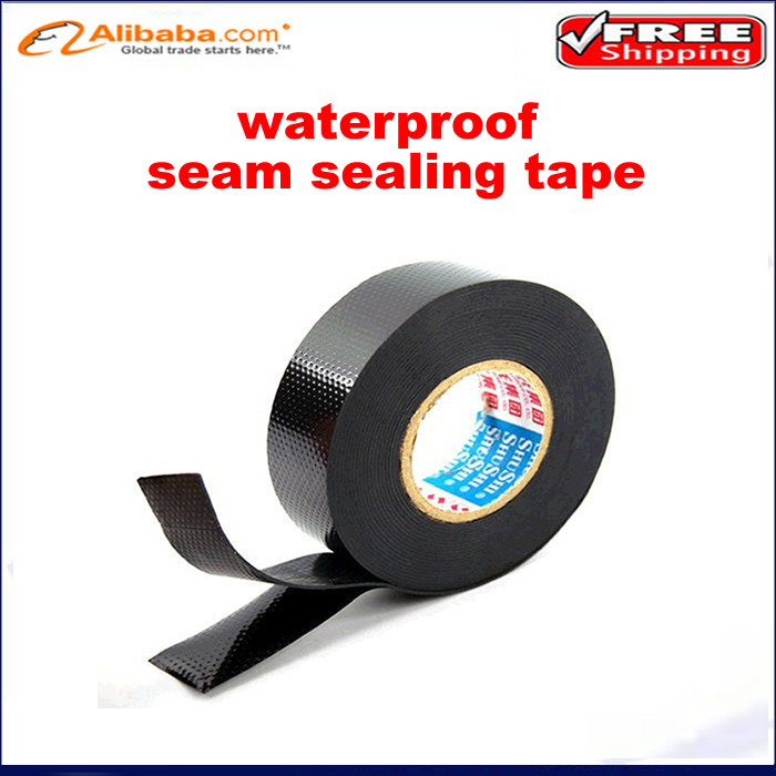 Roll Satellite Self Amalgamating Rubber Sealing Tape Sealing Cable Repair Lead, waterproof seam sealing tape new useful waterproof silicone performance repair tape bonding rescue wire sealing tape