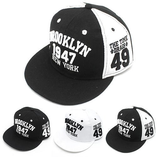 ! Unisex Fashion Baseball Cap English Letter Print Sports Hip-hop Dance Hat