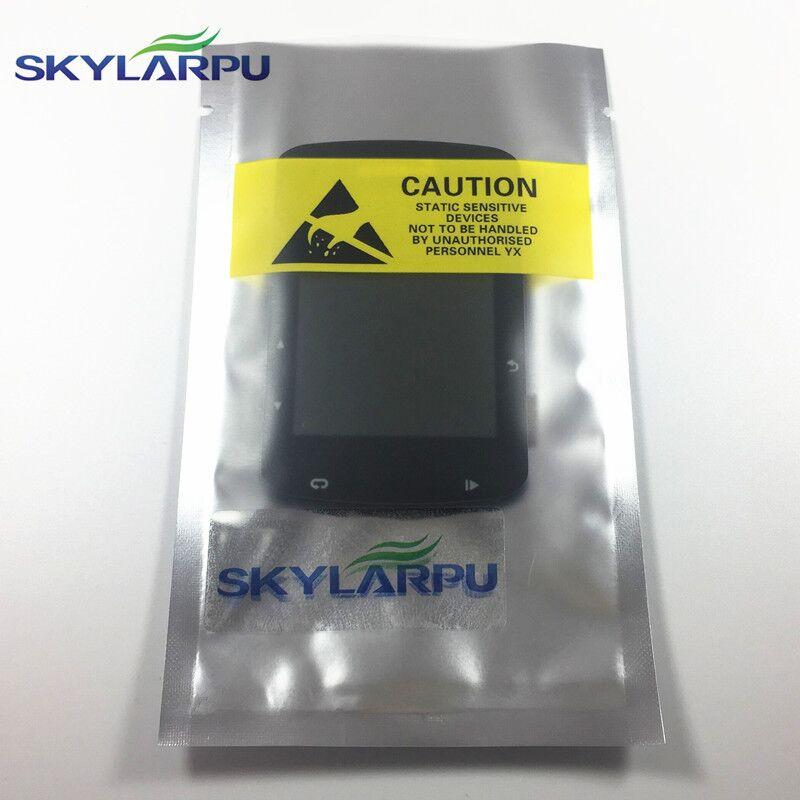 Skylarpu Vélo chronomètre LCD écran pour GARMIN EDGE 520 vélo compteur de vitesse LCD écran Réparation du panneau De rechange - 5