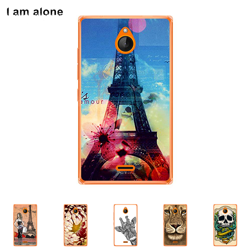 For Nokia X2 RM-1013 X2DS 4.3 inch Solf TPU Silicone Case Mobile Phone Cover Bag Cellphone Housing Shell Skin Mask DIY Customize