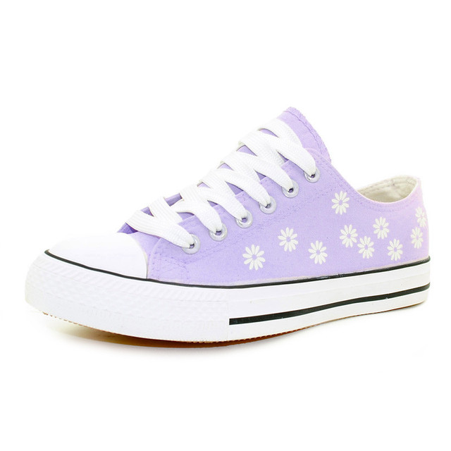 Luminous Candy Color Women's Shoes 2016 Brethable Canvas Shoes Women Casual Shoe Low Style Platform Skates Girls