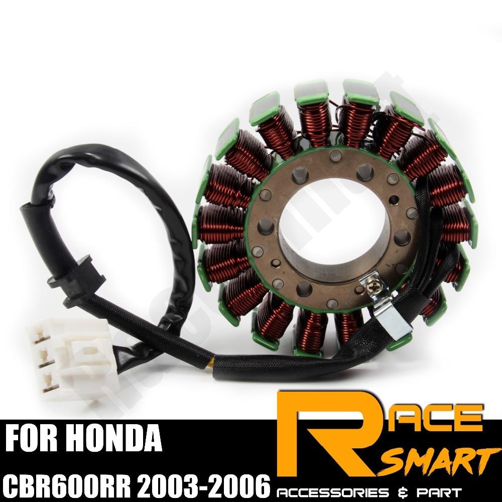 Bobine de redresseur de générateur de moto pour HONDA CBR600RR 2003-2006 bobine de moteur accessoires de magnéto CBR600 CBR 600 RR 600RR 2004 2005
