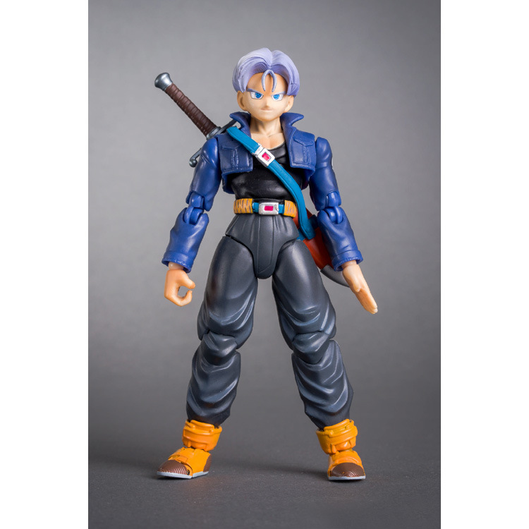 Free Shipping S.H.Figuarts dragonball super messiah Trunks, Action Figure Toy SDCC Retail Box free shipping super big size 12 super mario with star action figure display collection model toy