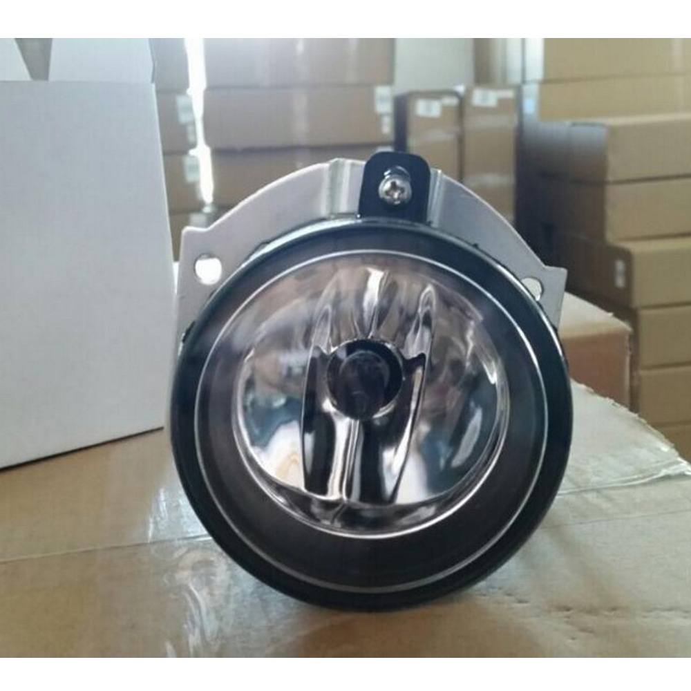 Left/Right Front Fog lamp Light 8321A467 SL870-1 Fit for M/itsubishi O/utlander ASX RVR 9cm 12V 55W 1PC new 12v 55w left right front fog lamp light 8321a467 sl870 1 fit for mitsubishi outlander asx rvr