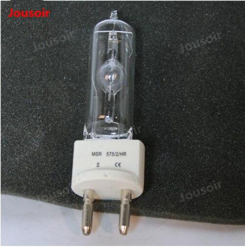 HMI 575 Вт Одиночная пленка ксеноновая лампа/G22 металлическая галогенная лампа/высокая цветовая температура белый свет ксеноновая лампа CD50 T06