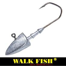5Pcs/Lot Head Hooks Lead Head Hook Lure Hook Jig Head Multicolor Fishing  3.5g 5g 7g 10g 14g 20g
