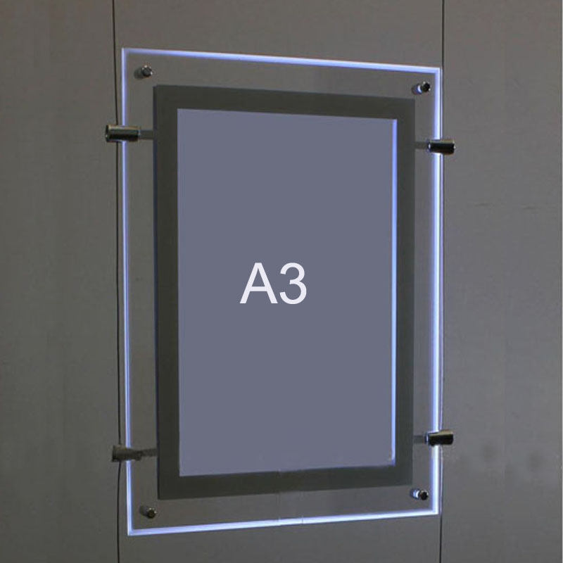 a3 wire cable display