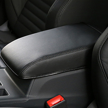 High Quality Microfiber leather Armrest box Cover Protective sleeve Protective film For Volkswagen VW Passat B8 and B8 Variant