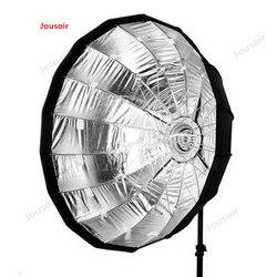 105cm 16-Rib Deep Parabolic Umbrella Hexadecagon softbox With Honeycomb Quick Release For Flash Speedlight Speedlite CD50 T03 Y
