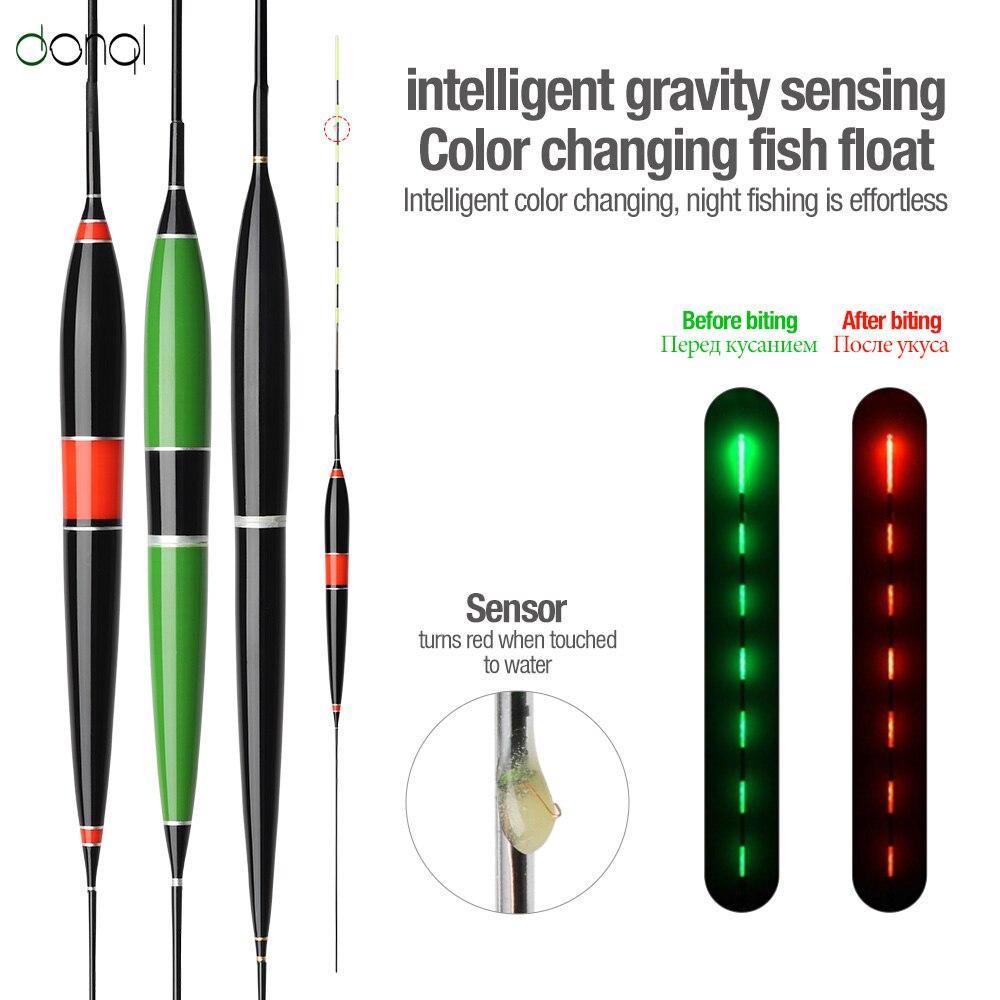 Tube Electronic  Floats Bobbers Fishing Lure Light Stick Floats Bite Alarm