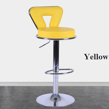 bar chair yellow red blue green white stool free shipping bar chair yellow red blue green white stool free shipping