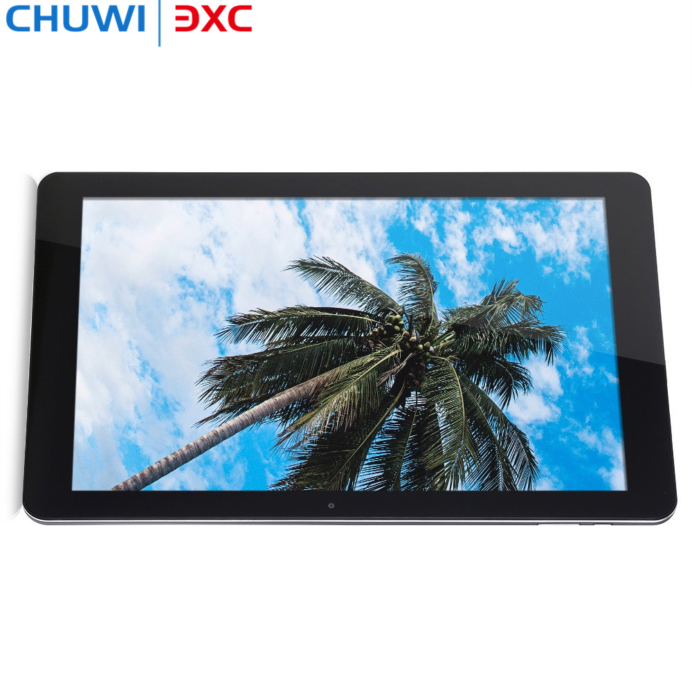 Tablets Windows 10 Tablet PC Chuwi Hi12 12Inch Dual OS Windows 10 +Android 5.1 Quad Core 4GB RAM 64GB ROM HDMI OTG Laptop