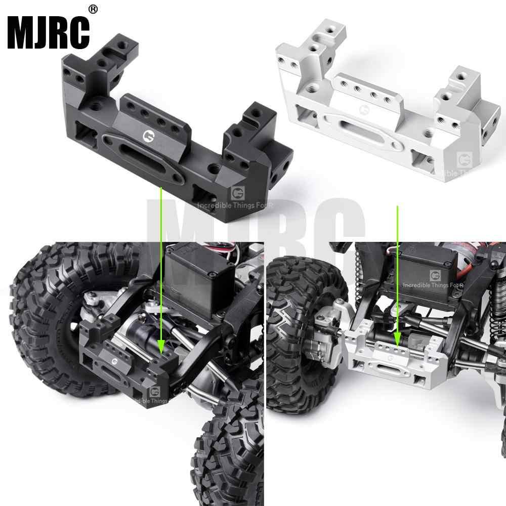 MJRC TRX4 G2 metal aluminio engranaje de dirección soporte de cabrestante delantero para 1/10 RC crawler TRAXXAS TRX4 Mustang fighter #8237 TRX-4