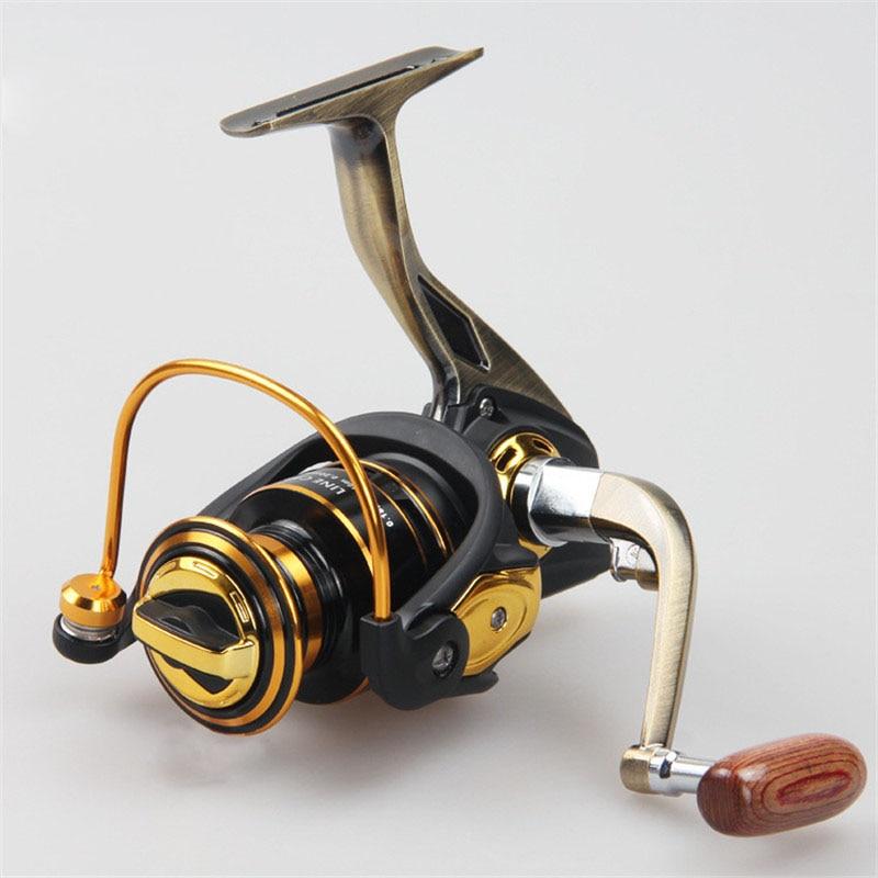 New metal rocker winding winding spinning fishing for Rocking fishing rod
