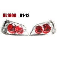 Красный мотоцикл L + R фонарь сигнала свет для HONDA Goldwing GL1800 2001 2012