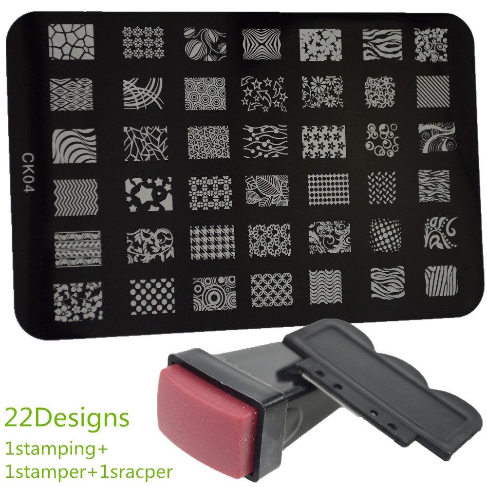 Nail Stamping Kits | Best Nail Designs 2018