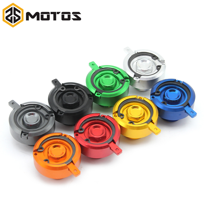 ZS MOTOS Motorcycle magnetic engine oil filler cap FOR YAMAHA T-MAX500 MAX500 T-MAX530 TMAX530 TMAX500 530 mto9 mt-09 fz-09 mt09 hot sales best price for yamaha tmax 530 2013 2014 t max 530 13 14 tmax530 movistar abs motorcycle fairing injection molding