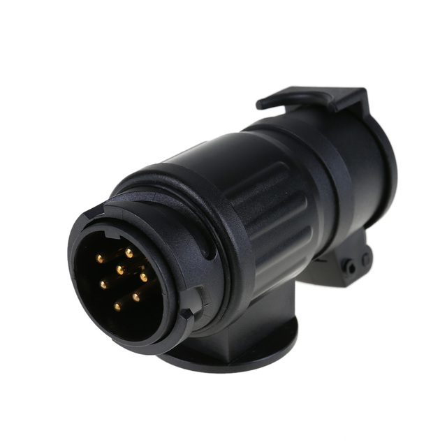12 V 13 Bis 7 Pins Stecker Adapter Elektrische Converter Lkw ...