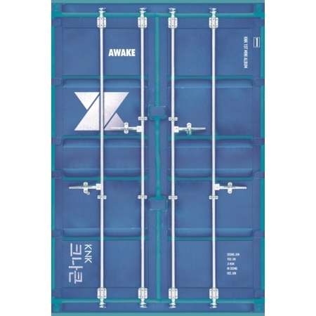 KNK 1ST MINI ALBUM - AWAKE + 1 Standing Figure (Random) + 1 Photocard Release Date 2016.06.02 Kpop bigbang seungri 2nd mini album let s talk about love random cover booklet release date 2013 08 21 kpop