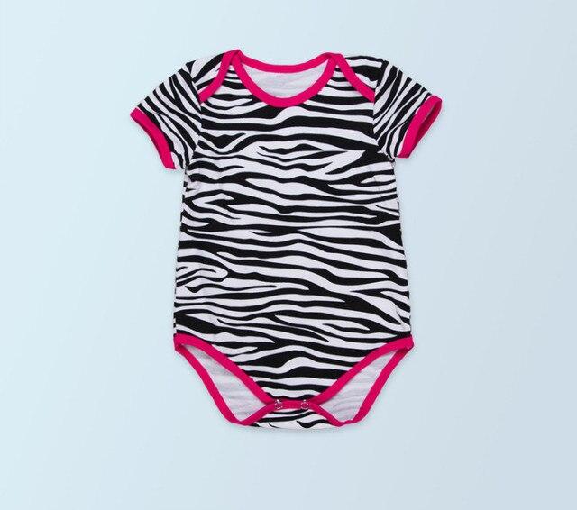 f8a423fb753c Aliexpress.com   Buy 2017 Fashion Leopard Baby Bodysuits Unisex ...