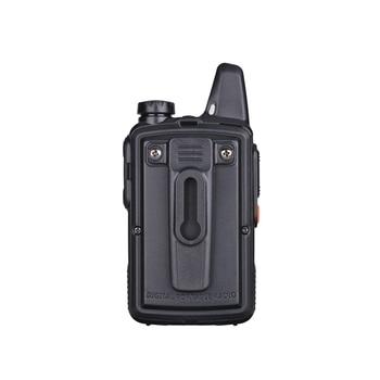 100% Original BAOFENG BF-T1 MINI Walkie Talkie UHF 400-470MHz Portable T1 Two Way Radio Ham Radio Amador Micro USB Transceiver 1