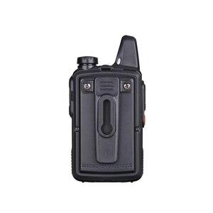 Image 2 - 100% Original BAOFENG BF T1 MINI Walkie Talkie UHF 400 470MHz Portable T1 Two Way Radio Ham Radio Amador Micro USB Transceiver