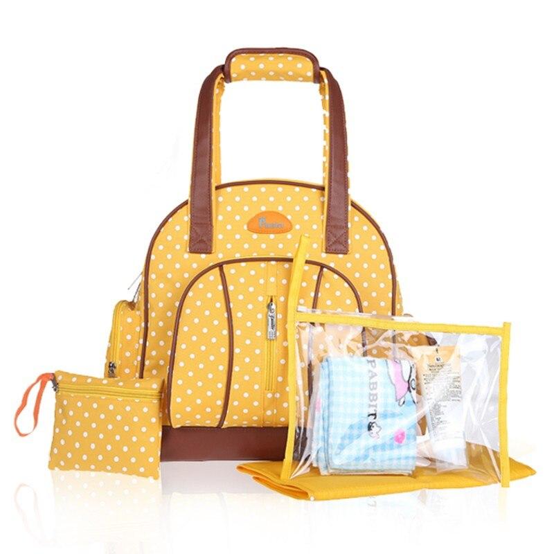 New fashion multifunctional baby nappy bags baby diaper bags mummy Backpacks shoulder bags messenger bags bolsa maternidade
