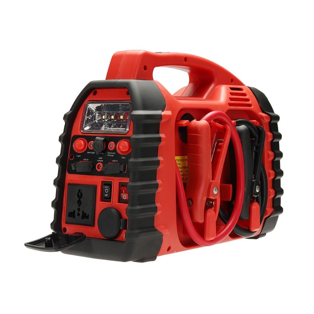Win a Rockford 8005 Power Boost Mini Jump Starter/Portable ...  |Power Source Jump Starter Lightning