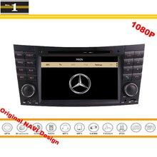 For Mercedes Benz CLS C219 2004~2010 – Car GPS Navigation Stereo Radio CD DVD Player 1080P HD Screen Original Design System