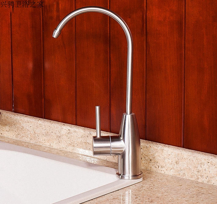 Lead free Drinking Water Filter System Tap 304 Stainless Steel ...