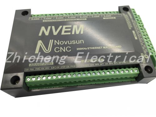 NVEM 3 Axis CNC Controller MACH3 USB Interface Board Card 200KHz for Stepper Motor modules stm32 board core103z stm32f103zet6 stm32f103 stm32 arm cortex m3 stm32 development core board jtag swd debug interface f