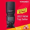 Yongnuo yn600ex-rt yn600ex rt ii master e slave flash ttl speedlite para canon 600ex-rt de rádio sem fio yn-e3-rt st-e3-rt sistema