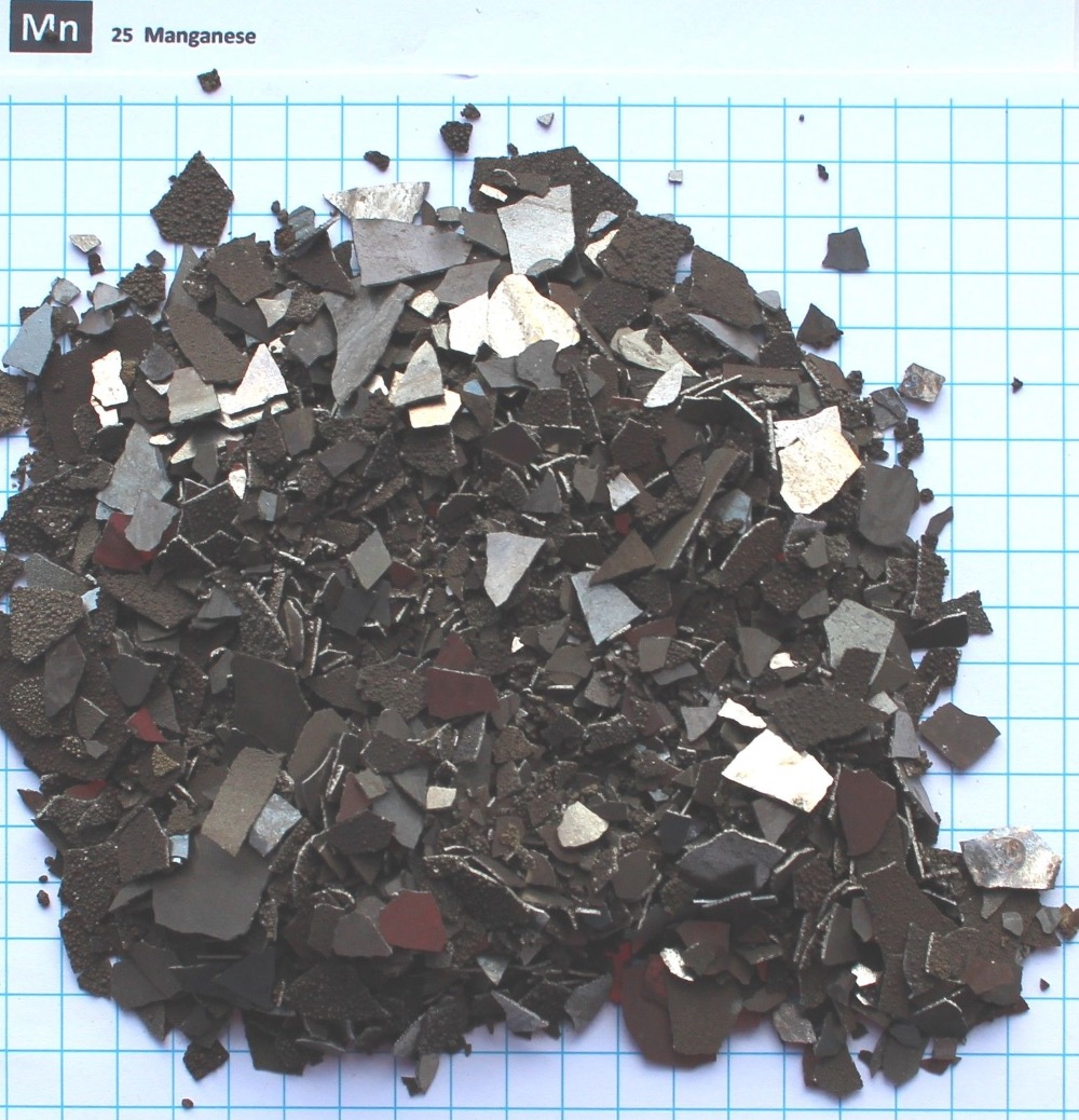 100g 99,9% Manganese Metal Flakes - Pure element 25 sample maxel g 99 1005250348