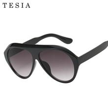 Classic Brand Designer Pilot Sunglasses Flat Top