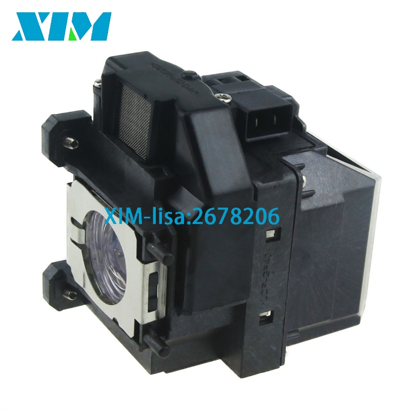 цена на Original Projector Lamp With housing ELPL67 / V13H010L67 For EB-S02/EB-S11/EB-S12/EB-SXW11/EB-SXW12/EB-W02/EB-W12/EB-X02/EB-X11