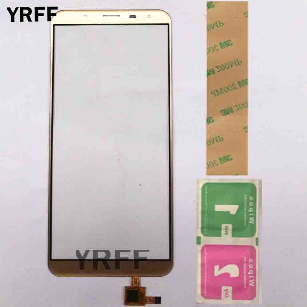 5.7'' Touch Screen Front Glass Digitizer For Oukitel K5000 Touch Screen Sensor Touchscreen Panel Mobile Phone Replacement Parts