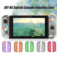 D-PAD Versione Custodia di Ricambio per Nintendo Interruttore NS Controller Joy-Con shell console di gioco interruttore Gioia Con Custodia caso