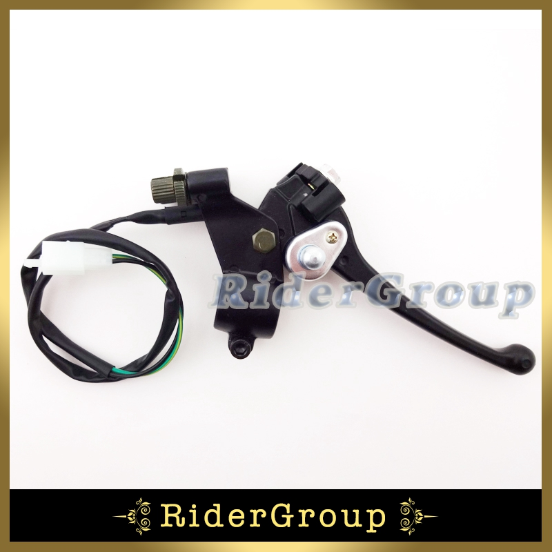 Right Dual Double Brake Lever 50cc 70cc 90cc 110cc 125CC Chinese ATV Quad 22mm