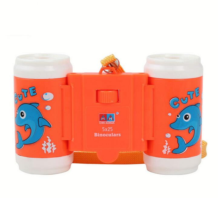 BOHS Children Telescope Science Binocular Optical Toy