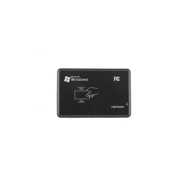 125Khz RFID Reader EM4100 USB Proximity Sensor Smart Card Reader no drive issuing device EM ID USB for Access Control