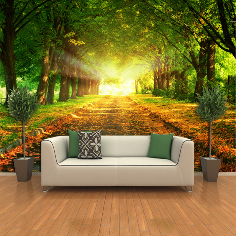 Wallpaper scenery for walls wallpaper sportstle for Big wallpaper for wall