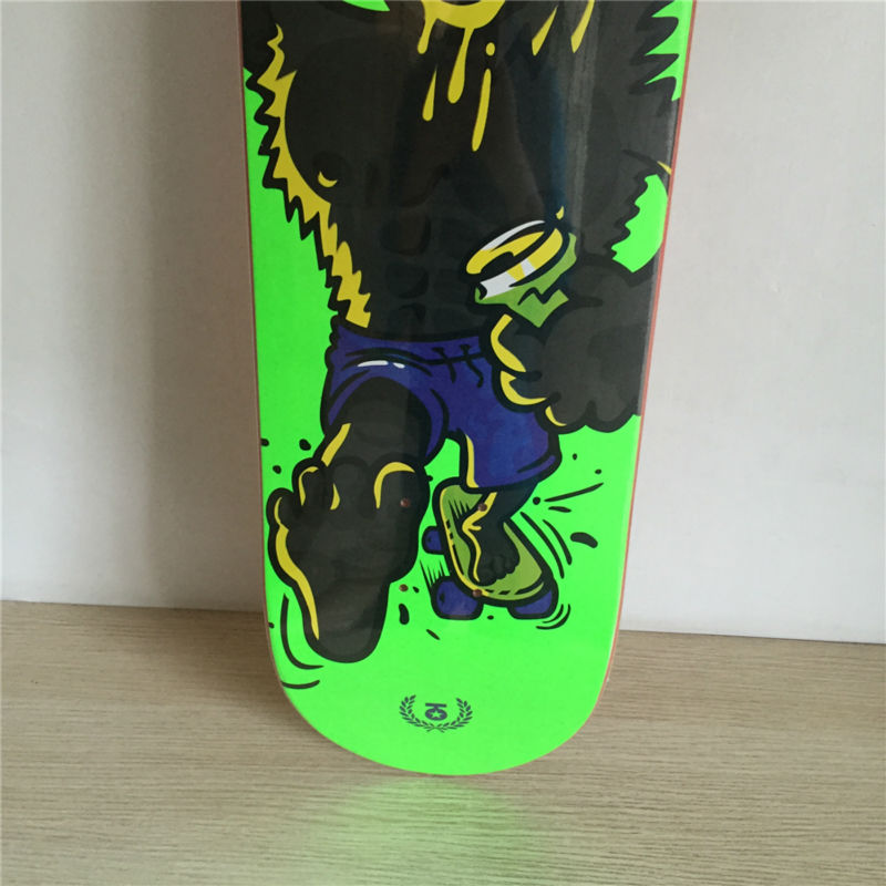 UNION skateboarding deck  (19)
